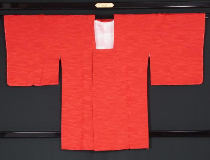 羽織 着物 道行コート リサイクル 道中着 和装コート 雨コート 塵除けコート 中古 人気ショップが最安値挑戦 羽織紐 レディース 道行 着物コート 本日限定 和服 など 未使用品 きもの天陽 正絹 アンティーク着物 リサイクル着物 kimono 赤紅色 着物セット 着物買取 リサイクル帯 きもの 帯 雲地紋 きものてんよう 着物買い取り 中古品