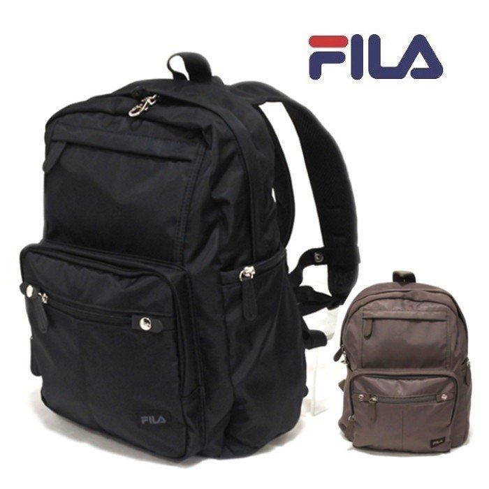 FILA[フィラ] 多機能リュック ツイルナイロン デイパック 7641 ピムス レディース 16L 多機能