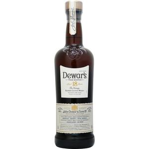 デュワーズ 18年 700ml正規