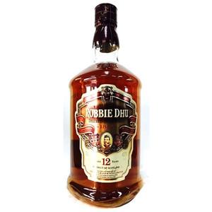 ロビー デュー 12年 43度 1000ml (OLDボトル 終売品)