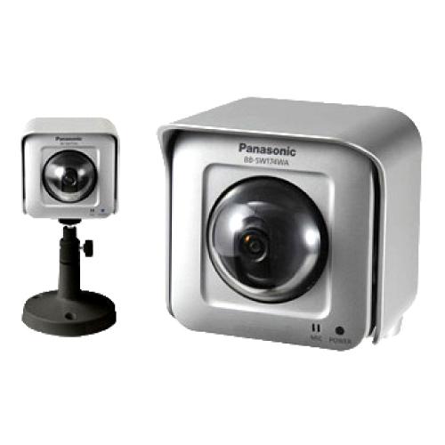 パナソニック 防犯カメラ BB -S シリーズ 屋外用 キューブ型カメラ BB-SW174WA