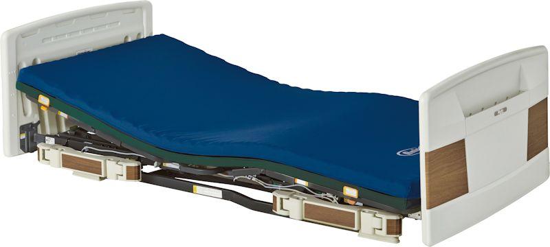 プラッツ ラフィオ ポジショニングベッドシリーズ 3モーター 樹脂ボード P110-71ACS/R/L ショート/レギュラー/ロング