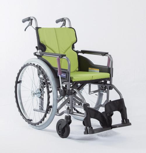 カワムラサイクル モダンシリーズ A-style KMD-A22-40/42-M/H/SH アルミ自走用車いす