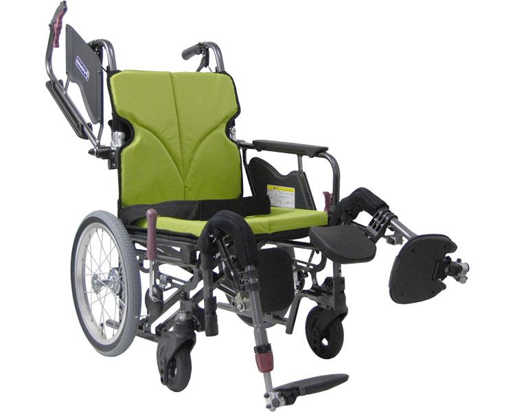 カワムラサイクル モダンBstyle 自走式 KMD-B16-40(38/42)-EL-M(H/SH) 中床 高床 超高床 エレベーティング脚部仕様 送料別