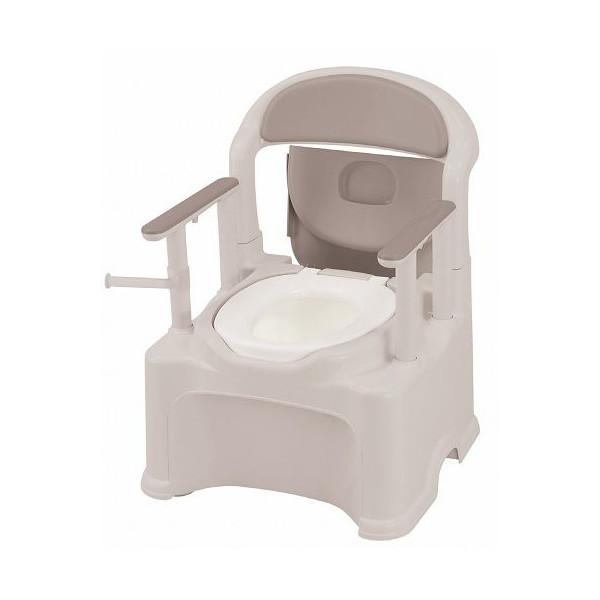 リッチェル ポータブルトイレ きらく きらく PS2型 PS2型 47530 普通便座 47530, みの焼 みの吉:492d9709 --- data.gd.no