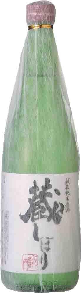 『お取り寄せ』純米原酒 蔵しぼり【720ml×12本 ケース販売】【日本酒・清酒】【zzkvan】◆送料無料対象外地域有