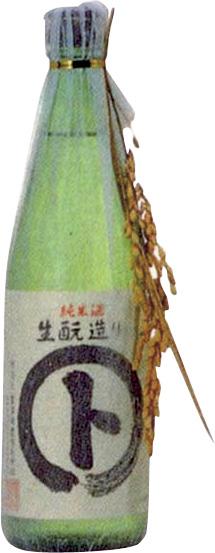 純米生もと造り まるト 【720ml×12本 ケース販売】【zzkvan】◆送料無料対象外地域有