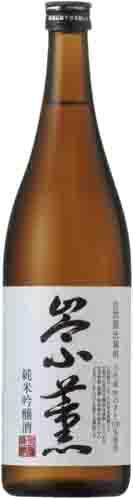 『お取り寄せ』純米吟醸 崇薫(すうくん)【720ml×12本 ケース販売】【日本酒・清酒】辛口【zzkvan】◆送料無料対象外地域有