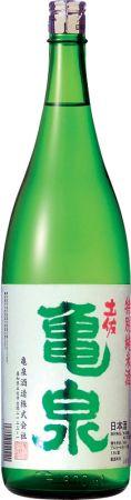 【お取り寄せ品】特別純米酒 亀泉 【1800ml×6本 ケース販売】【清酒】【日本酒】【1.8l】【zzkvan】◆送料無料対象外地域有