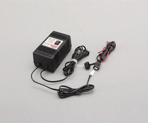 デイトナオートバイ用バッテリー維持(微弱)充電器+防塵キャップ付き車体配線セット(DAYTONA)71199