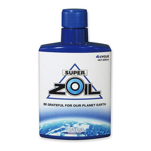 SUPER ZOIL 超人気 専門店 ECO for デポー 4cycle 4サイクルエンジン用添加剤 NZO4200 エコ スーパーゾイル 200ml