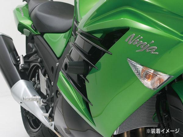 デイトナ(DAYTONA) 79939 エンジンプロテクター Ninja ZX-14R用