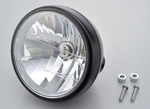デイトナ(DAYTONA) バイク用ネオビンテージヘッドライト 94934