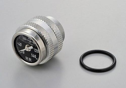 デイトナ(DAYTONA) W400 / W650 / W800用 RRディップスティック温度計 ブラック 95109