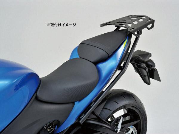 デイトナ(DAYTONA) GSX-S1000 ABS / GSX-S1000F ABS('15)用 マルチウイングキャリア(リアキャリア) 92346