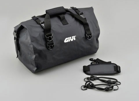 デイトナ(DAYTONA) GIVI(ジビ) EA115BK 防水ドラムバッグ 40L ブラック 96104