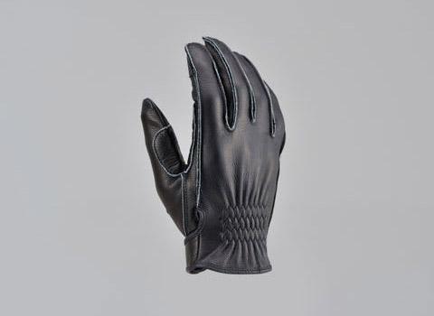 デイトナ DAYTONA ヘンリービギンズ HenlyBegins HBG-038 外縫いショート グローブ ブラック L M 96824 超激安特価 XL 96825 96826 お気に入