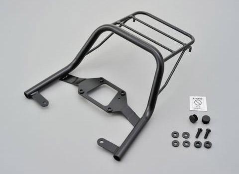 デイトナ(DAYTONA) Z900RS('18)用 クラシックキャリア(リアキャリア) ブラック 97984