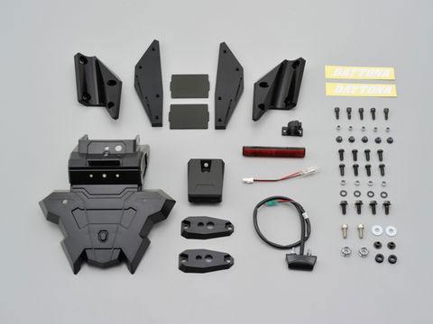 デイトナ(DAYTONA) GSX-R1000 ABS('17)/ GSX-R1000R ABS('17)用 フェンダーレスキット フェンダーレスEDGE 91826