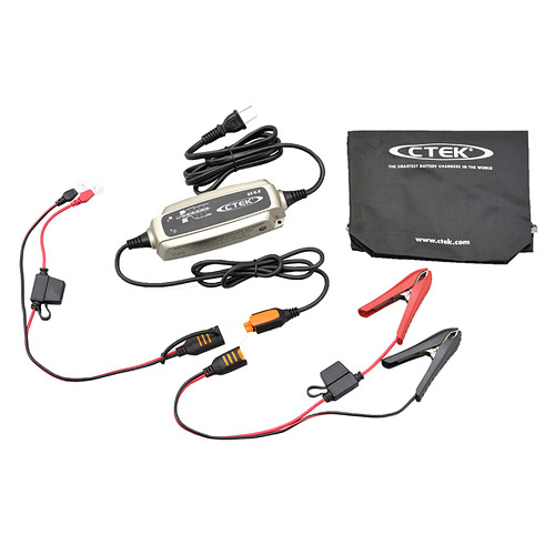 デイトナ(DAYTONA) CTEK バッテリーチャージャーXS0.8JP 93007