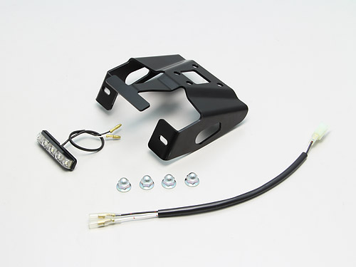 ハリケーン(HURRICANE) Ninja400(18- EX400G)/ Ninja250(18- EX250P)用 フェンダーレスキット HA6651