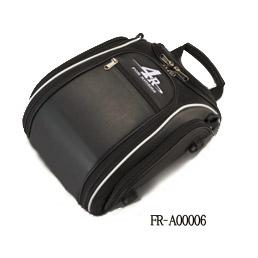 キジマ(KIJIMA) FR-A00006[ブラック/ホワイト] 4R シートバッグ リズム(Rhythm)