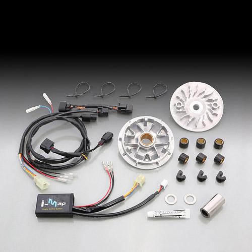 キタコ(KITACO) PCX125 JF56全車種用 パワーパック 230-1440900
