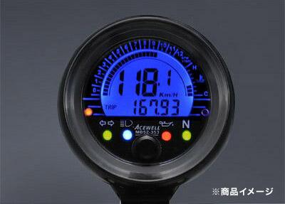 ACEWELL(エースウェル) 多機能デジタルメーター MD052-353