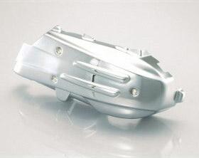 キタコ(KITACO) 335-1426100 PCX125(JF28)専用 クランクケースカバーガーニッシュ