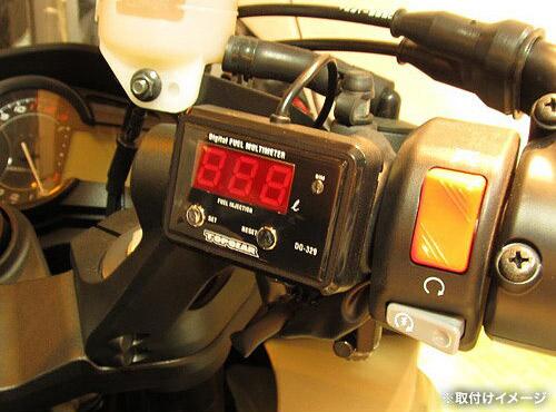 プロテック DG-K01 Ninja1000['11~]専用精密燃料計 デジタルフューエルマルチメーター (フューエルメーター) 11503 / 02P07Feb16