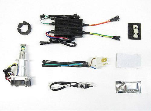 プロテック CBF600S Ninja1000 Ninja650 Ninja400等用 SALE開催中 LEDヘッドライトバルブキット LB7W-L3 H7 Lo Hi NEW ※Loビーム側専用 3000K 65047