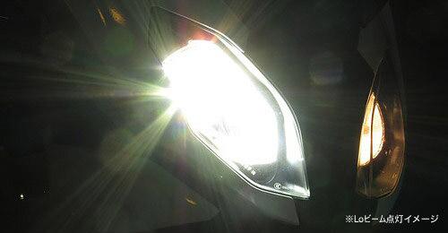 即納 プロテック BMW R1200RS['15~'16]用 LEDヘッドライトバルブキット LB7-BR H7 6000K ※Loビーム側専用 65037