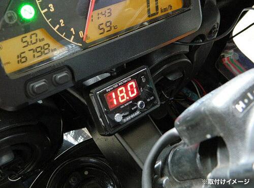 プロテック DG-H06 CBR1000RR['04~'07 SC57]専用精密燃料計 デジタルフューエルマルチメーター(フューエルメーター) 11517 / 02P07Feb16
