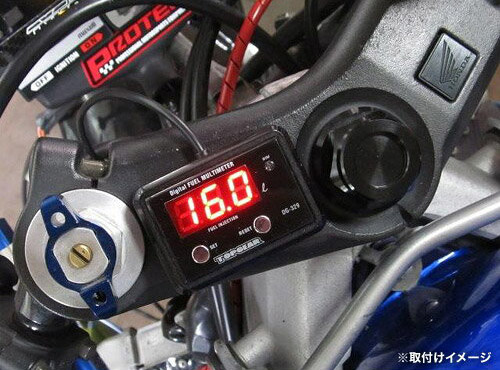 プロテック DG-H10 NSR250R / NSR250R-SE / NSR250R-SP['94~ MC28]専用精密燃料計 デジタルフューエルマルチメーター (フューエルメーター) 11533 / 02P07Feb16