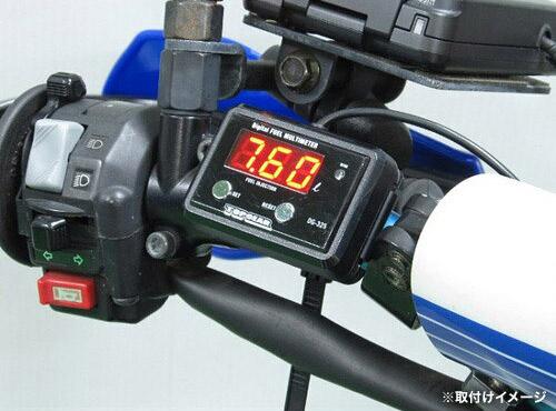 プロテック DG-Y04 WR250R/WR250X['07~ DG15J]専用精密燃料計 デジタルフューエルマルチメーター (フューエルメーター) 11508 / 02P07Feb16