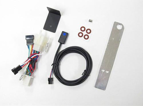 SPI-110 C1と組み合わせて使用します プロテック HS-K43 ゼファー400 ZR400C 特売 11543 用ハーネス おトク '89~'90 シフトポジションインジケーター SPI