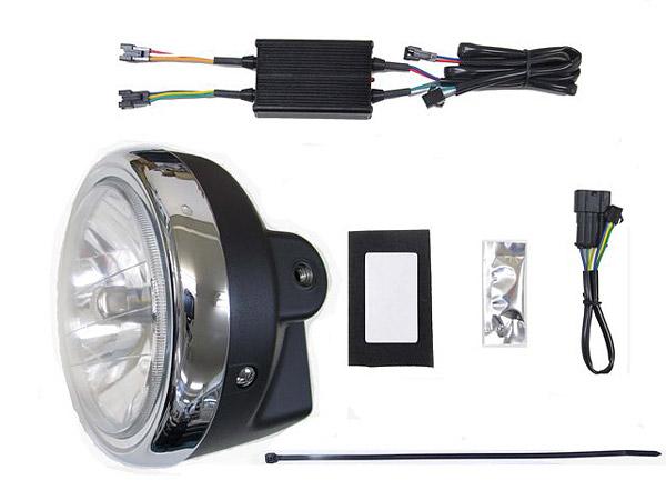 プロテック LBH-K02 人気の製品 Z900RS CAFE 18~ 2020 新作 3000K 64015-30 2BL-ZR900C LEDマルチリフレクターヘッドライトkit 用
