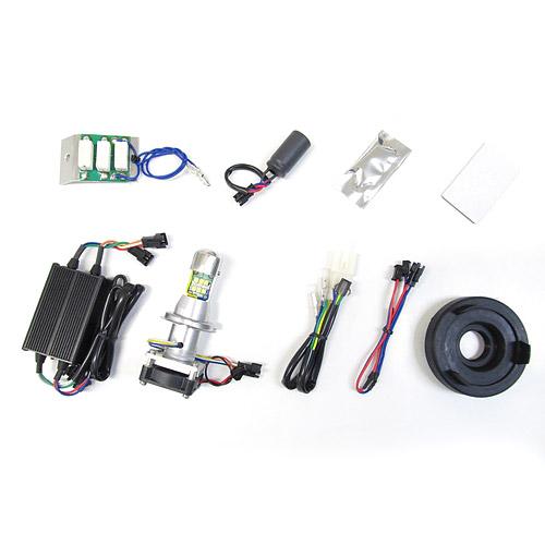 プロテック(PROTEC) KSR110PRO[14~ KL110E]用 LB4-KSR LEDヘッドライトバルブキット HS1 65054