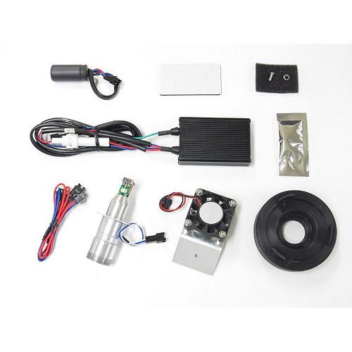 プロテック BMW S1000RR['09~'14]用 LEDヘッドライトバルブキット LB7-BRR H7 6000K ※Loビーム側専用 65056