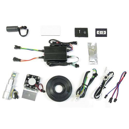 即納 プロテック BMW S1000RR['09~'14]用 LEDヘッドライトバルブキット LB7W-BRR H7 Hi/Lo 6000K ※Hiビーム側専用 65057