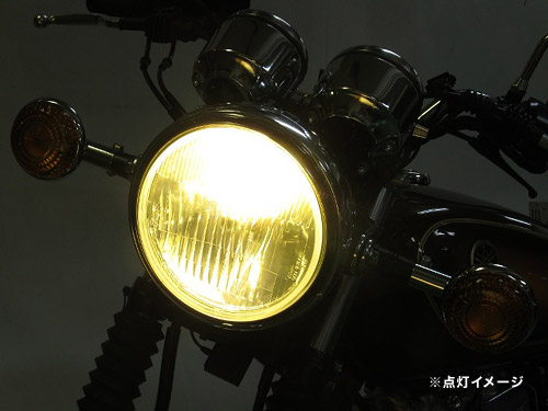 プロテック SR400 85~19 RH16J RH03J RH01J 1JR H4Hi 用 LEDヘッドライトバルブキット LB4-SR3 Lo 高級品 65060-30 3000K 上等