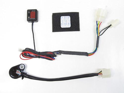 プロテック SPI-110SC スーパーカブ110 / 110PRO[JA07 '09〜'11]専用 シフトポジションインジケーター(シフトインジケーター) シフトセンサー感応式 11393