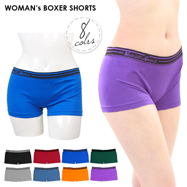 5ce1deec0f Elastic stretch material ☆ westgomrogo print   line with ☆ Boxer shorts ☆ ladies  inner pants ☆ Loris shorts