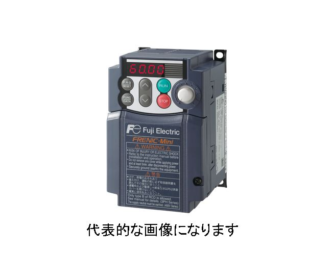 ギフト 富士電機 通販 FRN1.5C2S-2J インバーター1.5KW