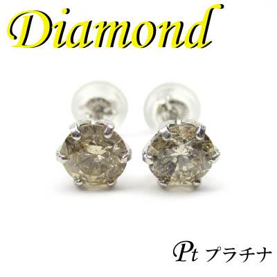 1-1411-99003 GDT ◆ Pt900 プラチナ ダイヤモンド ピアス