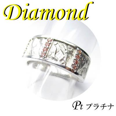 1-1505-06012 GDS ◆ Pt900 プラチナ リング  ダイヤモンド 0.14ct 13号