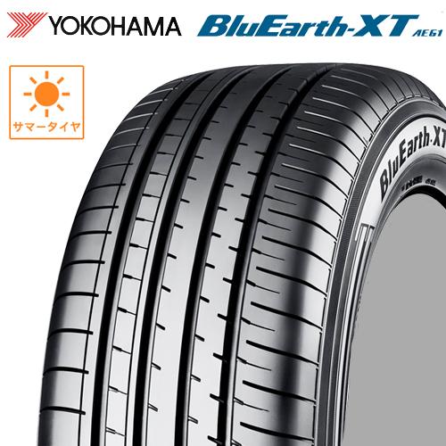 4本購入で送料無料 サマータイヤ 235 55R20 20インチ YOKOHAMA 今だけスーパーセール限定 BluEarth-XT AE61 アウディQ3 クロスオーバー 55-20 MINI 格安店 1本価格 ブルーアースXT ヨコハマ