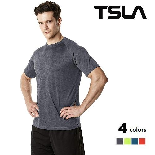 メール便送料無料 UVカット 防臭 吸汗 速乾 ランニング フィットネス スポーツ 大きいサイズ S M L テスラ ランニングウェア スポーツウェア 半袖 お歳暮 Tシャツ 3XL XL シャツ 2XL TESLA 正規品送料無料 メンズ 吸汗速乾
