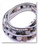 an-115b An Jewelry [アンジュエリー] オリエンタルブレスレット ラップブレス デザイナーズアクセサリー