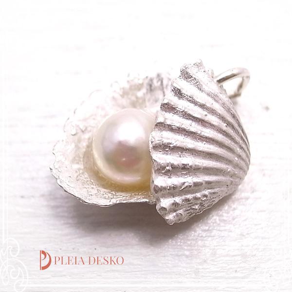 パメラ2(ペンダント) シルバー1000/925 PLEIA DESKO [ プレア デスコー ]